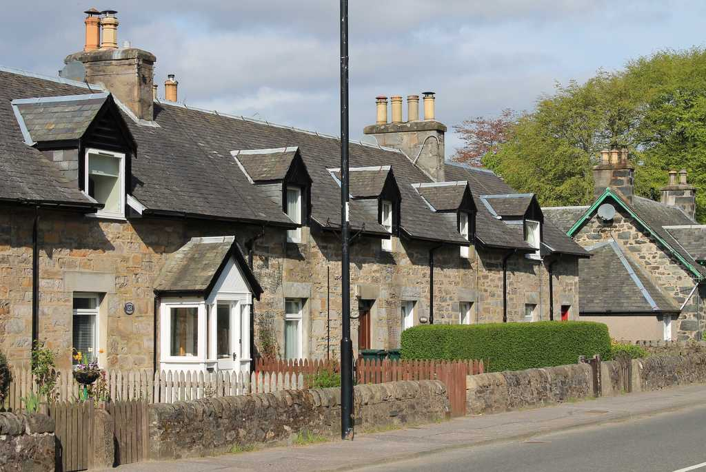 Faskally Cottage, Pitlochry