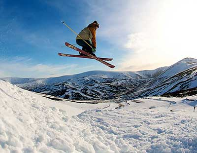 Highland Perthshire turns into a winter sports extravaganza with the outstanding Glenshee Ski Resort right here on our doorstep
