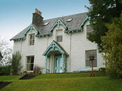Yeomans House Pitlochry