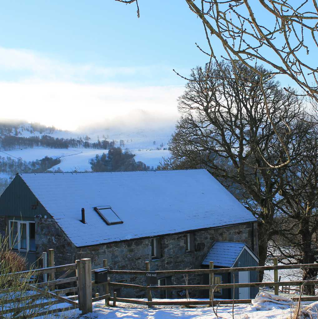 New Perthshire holiday home