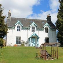 Small image of Yeomans, Pitlochry holiday cottage in Sctotland