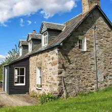 Small image of Easter Auchnaguie holiday cottage in Scotland
