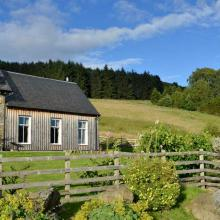 Small image of Lettoch Beag, Killiecrankie holiday cottage in Sctotland
