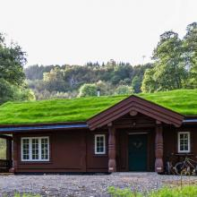 Small image of Kirk Park Cabin, Dunkeld holiday cottage in Scotland