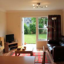 Small image of The Wee Garden Flat, Dunkeld holiday cottage in Sctotland