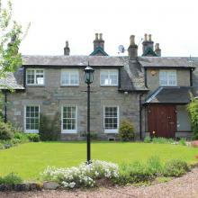 Small image of White Gates, Pitlochry holiday cottage in Scotland
